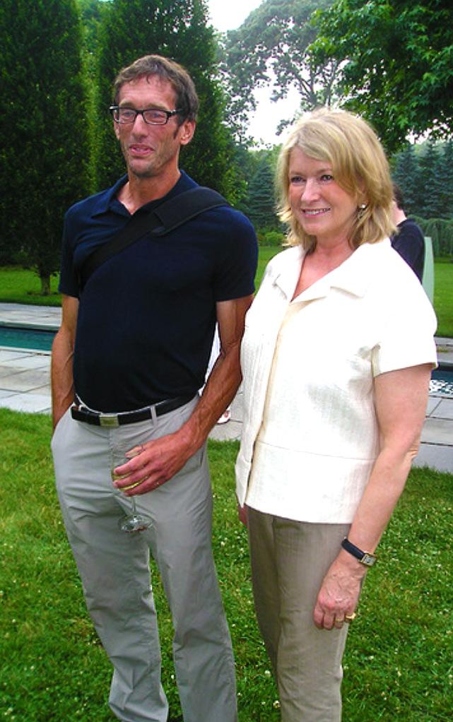 Geoffrey & Martha Stewart